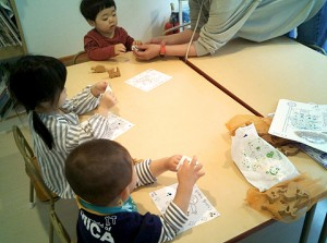 特別レッスン幼児教室
